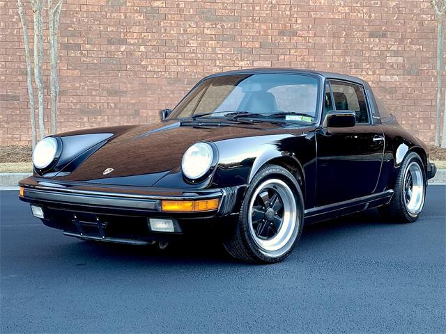 1987 Porsche 911 Carrera (CC-1439501) for sale in Flowery Branch, Georgia