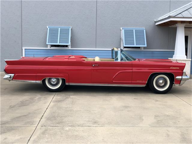 1959 Lincoln Continental Mark IV (CC-1439506) for sale in Ocala, Florida
