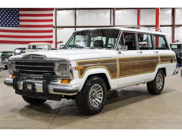 1991 Jeep Grand Wagoneer (CC-1439546) for sale in Kentwood, Michigan
