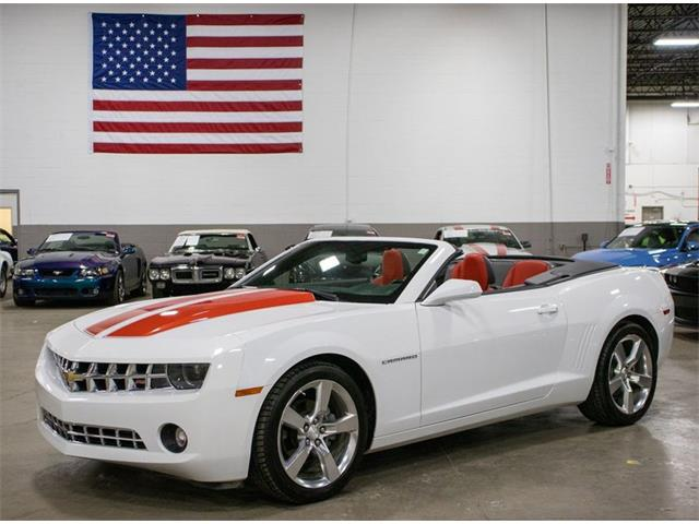 2012 Chevrolet Camaro (CC-1439549) for sale in Kentwood, Michigan