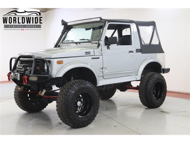 1988 Suzuki Samurai (CC-1439551) for sale in Denver , Colorado