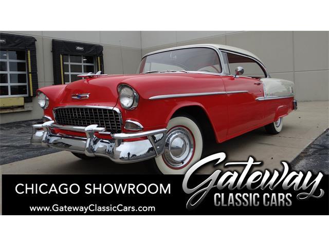1955 Chevrolet Bel Air (CC-1439563) for sale in O'Fallon, Illinois