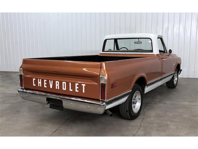 1970 Chevrolet C10 (CC-1430957) for sale in Maple Lake, Minnesota