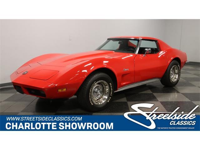 1973 Chevrolet Corvette (CC-1439570) for sale in Concord, North Carolina