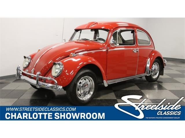 1966 Volkswagen Beetle (CC-1439571) for sale in Concord, North Carolina