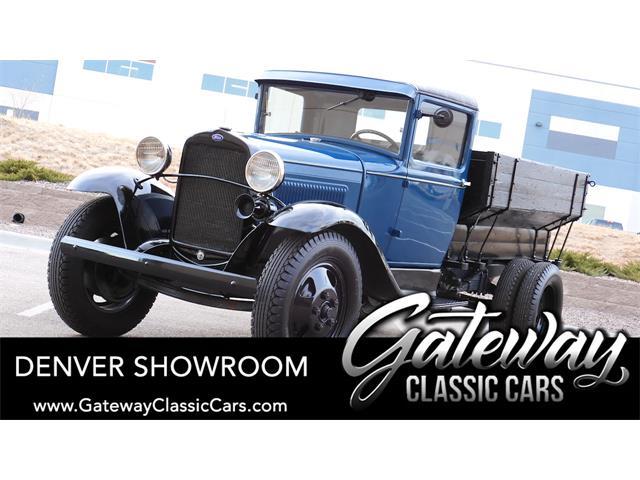 1931 Ford Model A Pickup (CC-1439572) for sale in O'Fallon, Illinois