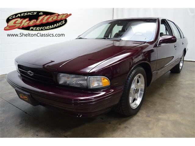 1996 Chevrolet Impala (CC-1439580) for sale in Mooresville, North Carolina