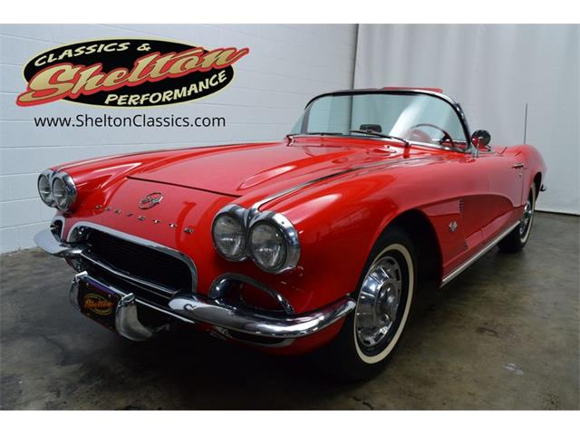 1962 Chevrolet Corvette (CC-1439585) for sale in Mooresville, North Carolina
