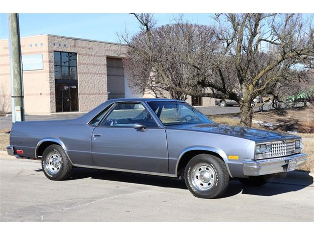 1982 Chevrolet El Camino (CC-1439586) for sale in Alsip, Illinois
