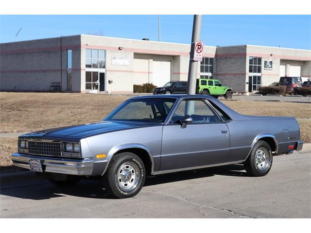 1982 Chevrolet El Camino (CC-1439586) for sale in Alsip, Illinois