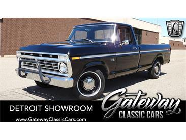 1973 Ford F100 (CC-1439587) for sale in O'Fallon, Illinois