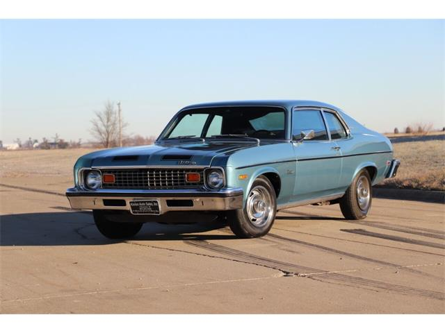 1973 Chevrolet Nova (CC-1439598) for sale in Clarence, Iowa