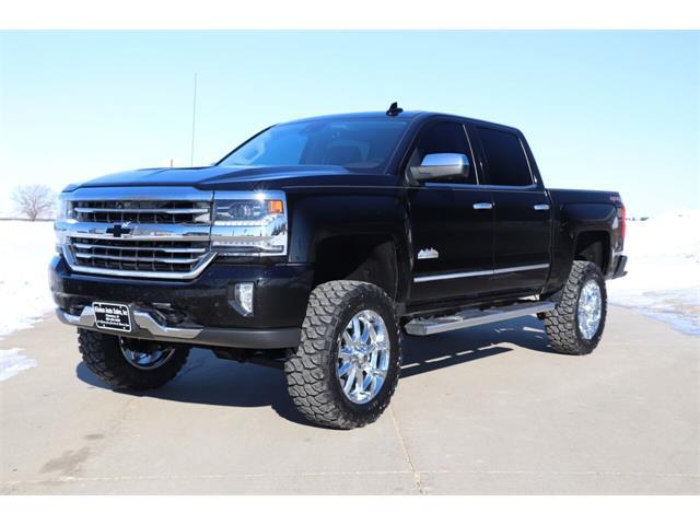 2016 Chevrolet Silverado (CC-1439601) for sale in Clarence, Iowa
