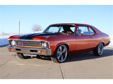 1972 Chevrolet Nova (CC-1439603) for sale in Clarence, Iowa