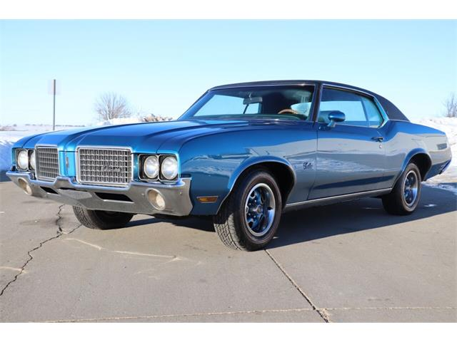 1972 Oldsmobile Cutlass (CC-1439606) for sale in Clarence, Iowa