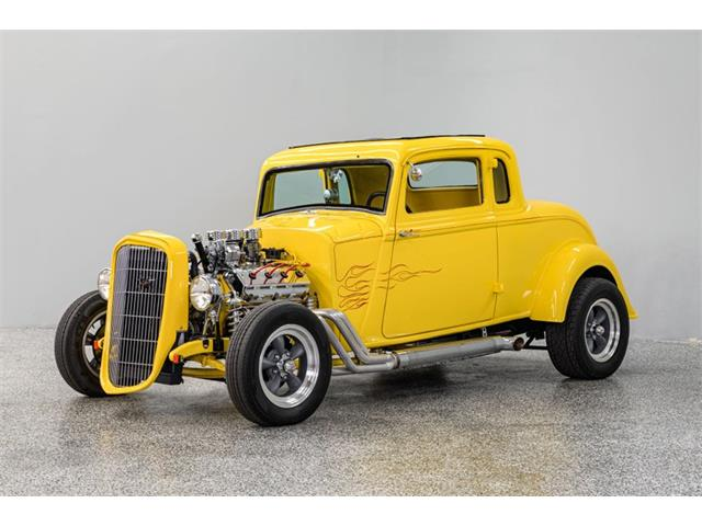 1934 Plymouth 5-Window Coupe (CC-1439609) for sale in Concord, North Carolina