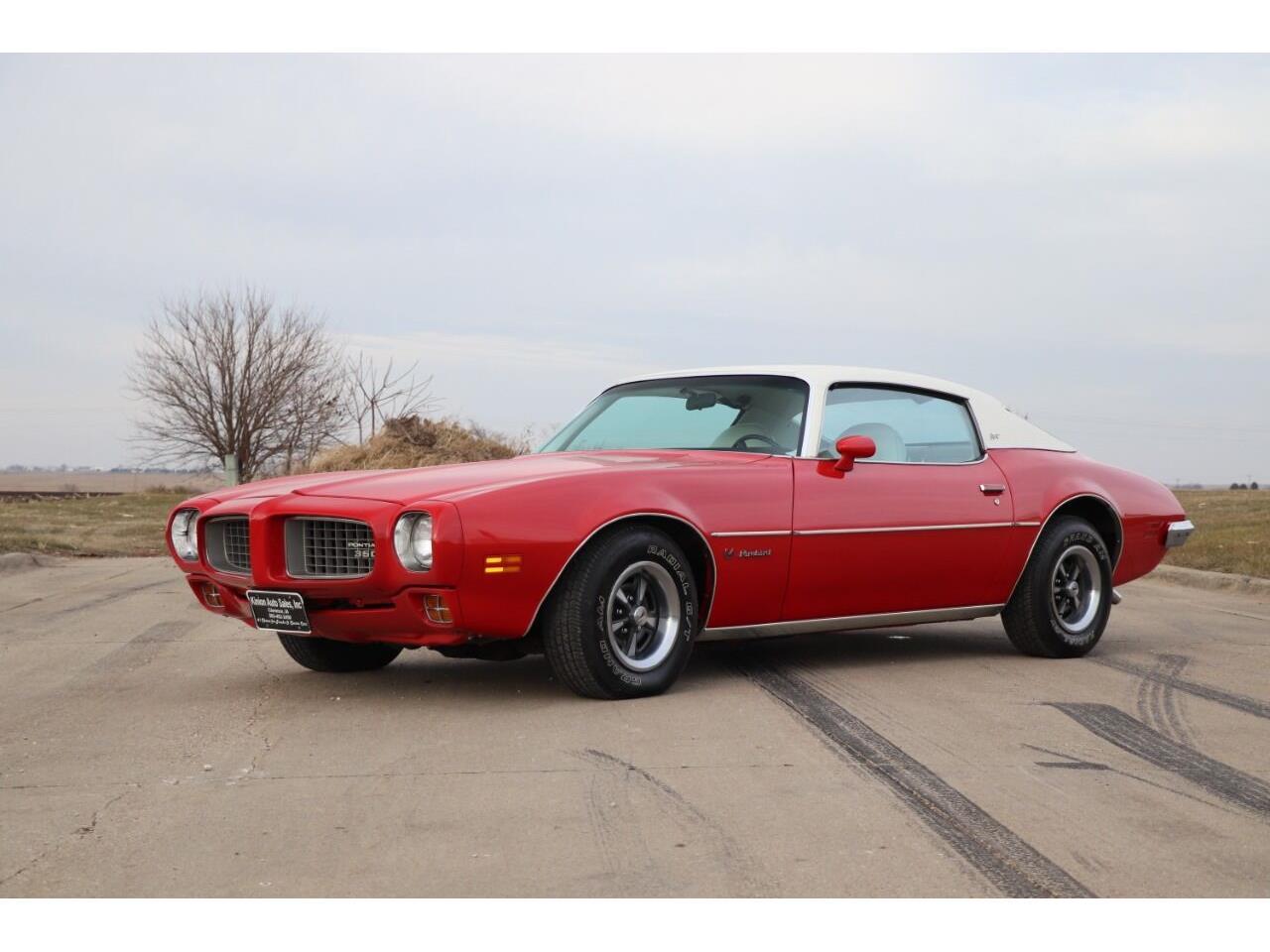 1973 Pontiac Firebird (CC-1439610) for sale in Clarence, Iowa