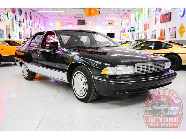 1991 Chevrolet Caprice (CC-1439614) for sale in Wayne, Michigan