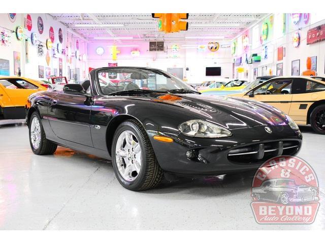 1997 Jaguar XK (CC-1439618) for sale in Wayne, Michigan