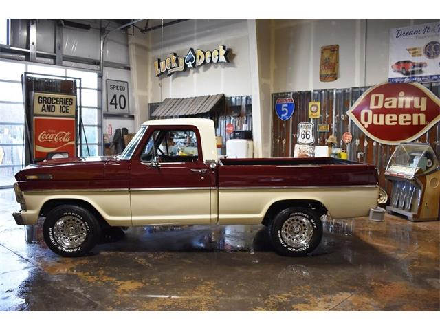 1969 Ford F100 (CC-1439620) for sale in Redmond, Oregon