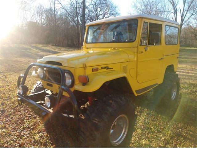 1972 Toyota Land Cruiser FJ40 (CC-1439621) for sale in Cadillac, Michigan