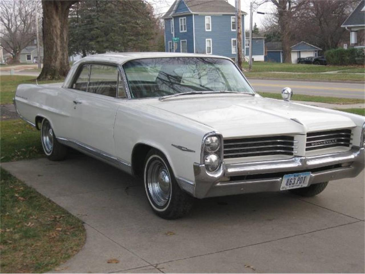 1964 Pontiac Bonneville (CC-1439628) for sale in Cadillac, Michigan