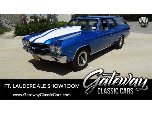 1970 Chevrolet Chevelle (CC-1439630) for sale in O'Fallon, Illinois