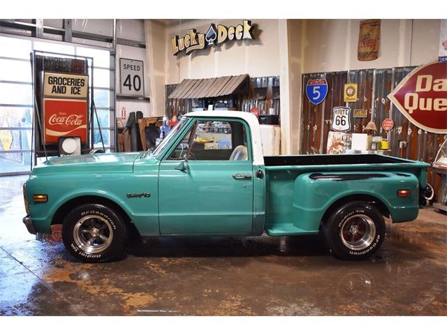 1972 Chevrolet C/K 10 (CC-1439631) for sale in Redmond, Oregon
