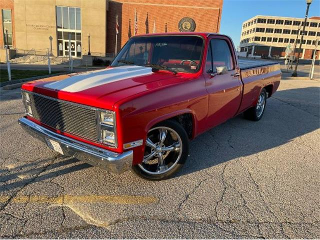 1986 Chevrolet Pickup (CC-1439632) for sale in Cadillac, Michigan