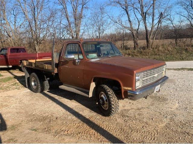 1983 Chevrolet K-30 (CC-1439633) for sale in Cadillac, Michigan