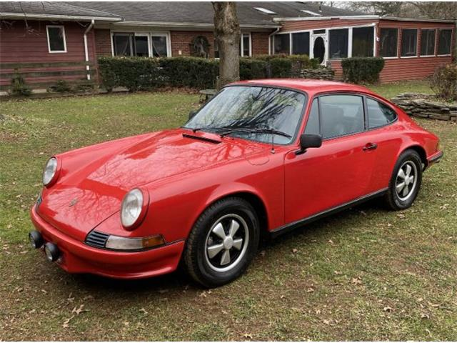1971 Porsche 911 (CC-1439640) for sale in Cadillac, Michigan