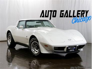 1979 Chevrolet Corvette (CC-1439642) for sale in Addison, Illinois