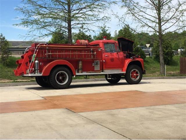 1965 International Fire Truck (CC-1439644) for sale in Cadillac, Michigan
