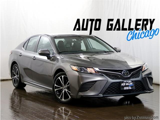 2018 Toyota Camry (CC-1439647) for sale in Addison, Illinois