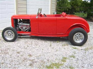 1932 Ford Roadster (CC-1439648) for sale in Cadillac, Michigan