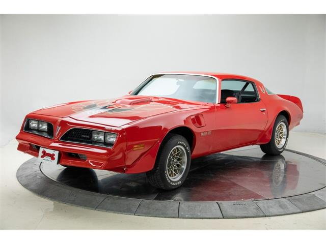 1977 Pontiac Firebird (CC-1439651) for sale in Cedar Rapids, Iowa