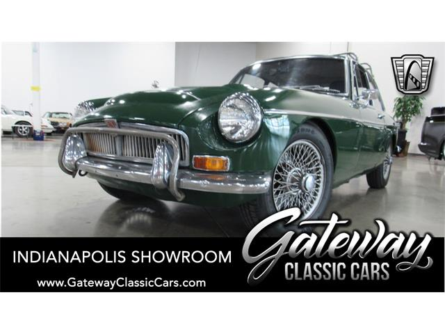 1969 MG MGC (CC-1430966) for sale in O'Fallon, Illinois