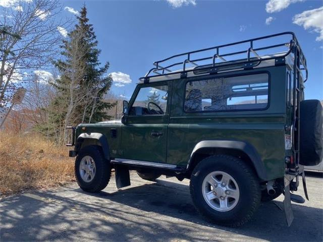 1992 Land Rover Defender (CC-1439661) for sale in Cadillac, Michigan