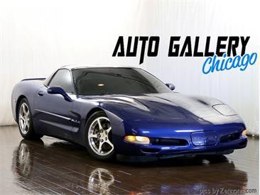2004 Chevrolet Corvette (CC-1439667) for sale in Addison, Illinois