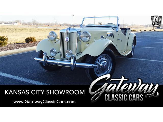 1951 MG TD (CC-1439669) for sale in O'Fallon, Illinois