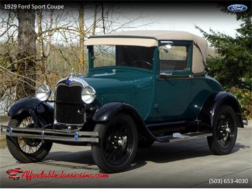 1929 Ford Coupe (CC-1439672) for sale in Gladstone, Oregon