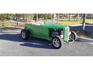 1932 Ford Roadster (CC-1439676) for sale in Cadillac, Michigan