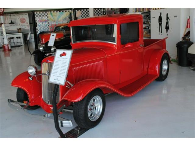 1933 Ford Pickup (CC-1439678) for sale in Cadillac, Michigan