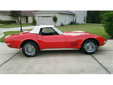1970 Chevrolet Corvette (CC-1439680) for sale in Cadillac, Michigan