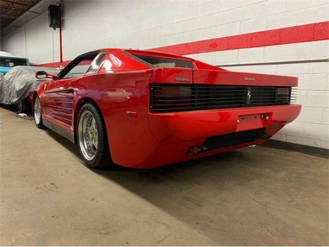 1991 Ferrari Testarossa (CC-1439682) for sale in Cadillac, Michigan