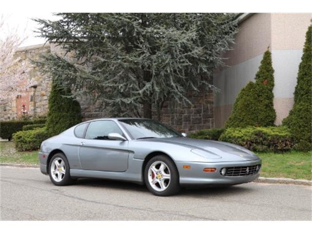 2001 Ferrari 456 (CC-1439689) for sale in Astoria, New York