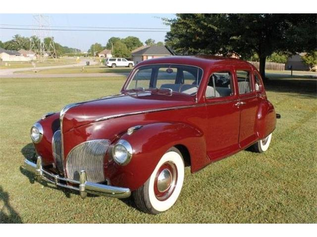 1941 Lincoln Zephyr (CC-1439692) for sale in Cadillac, Michigan
