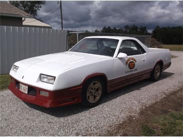 1979 Chevrolet El Camino (CC-1439694) for sale in Cadillac, Michigan