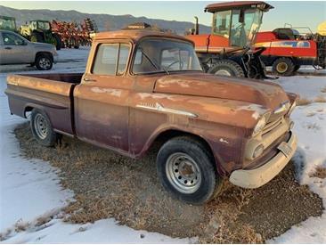 1958 Chevrolet 3100 (CC-1439698) for sale in Cadillac, Michigan