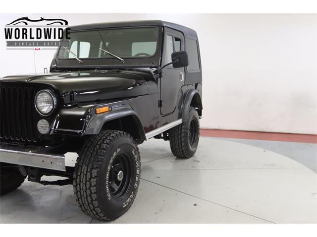 1977 Jeep CJ (CC-1430097) for sale in Denver , Colorado